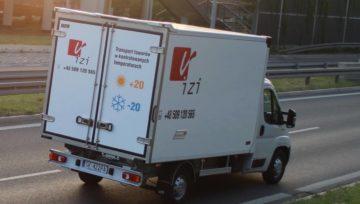 Jakiego sprzętu używa się w transporcie chłodniczym?